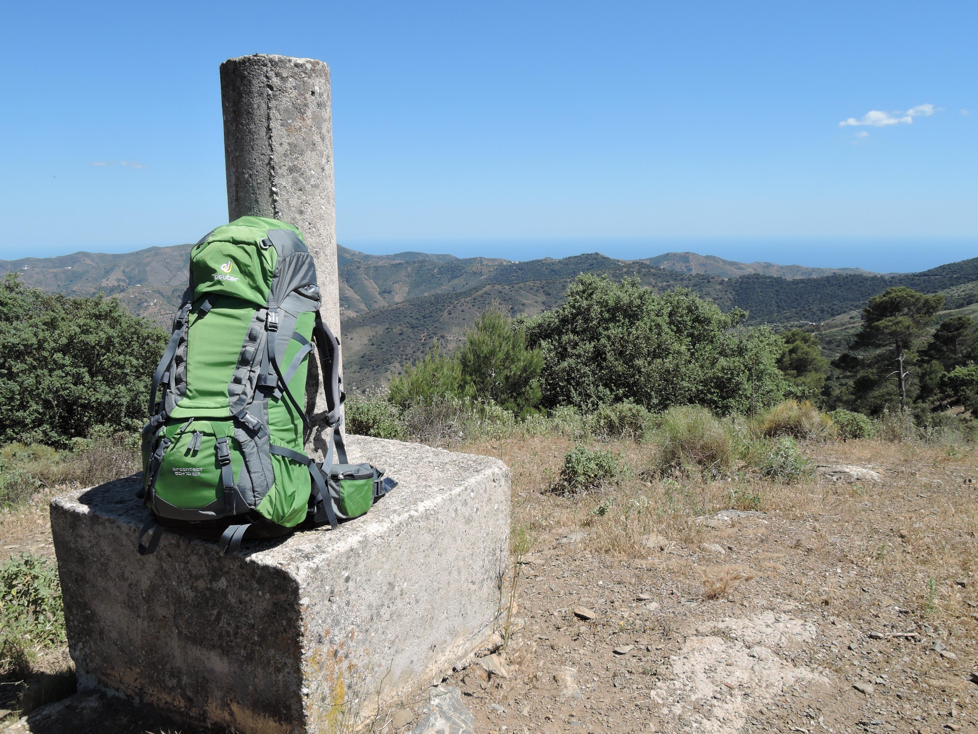 Montes des Malaga - 1029 Meter