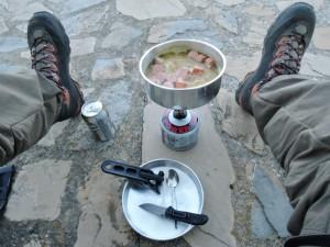 Abendmahl de luxe