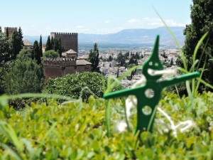 Stapelmann in Granada