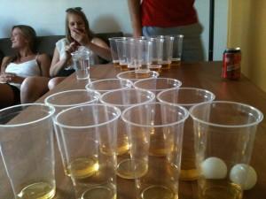 Bier-Pong